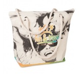 MB8202 - Canvas beach bag with rope handle. Min 250 pcs